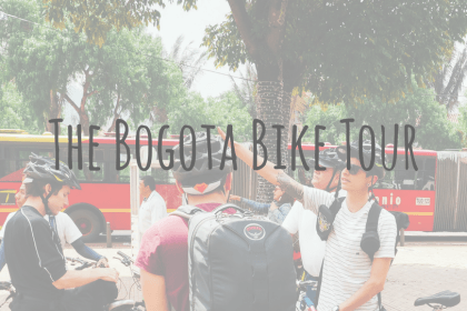 Colombia Guides _ The Bogota Bike Tour