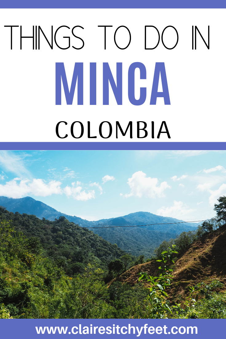 Minca Colombia | Things to do in Minca - including where to stay