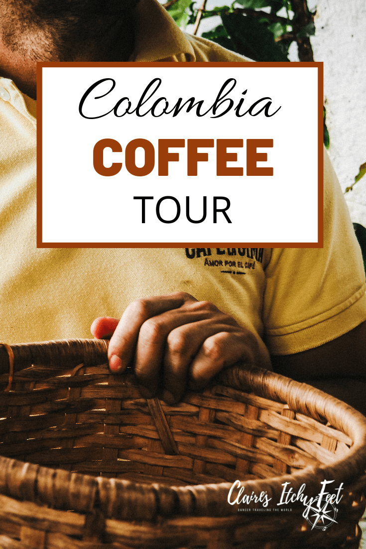 Colombian Adventures | Visiting a Coffee Farm outside Medellin