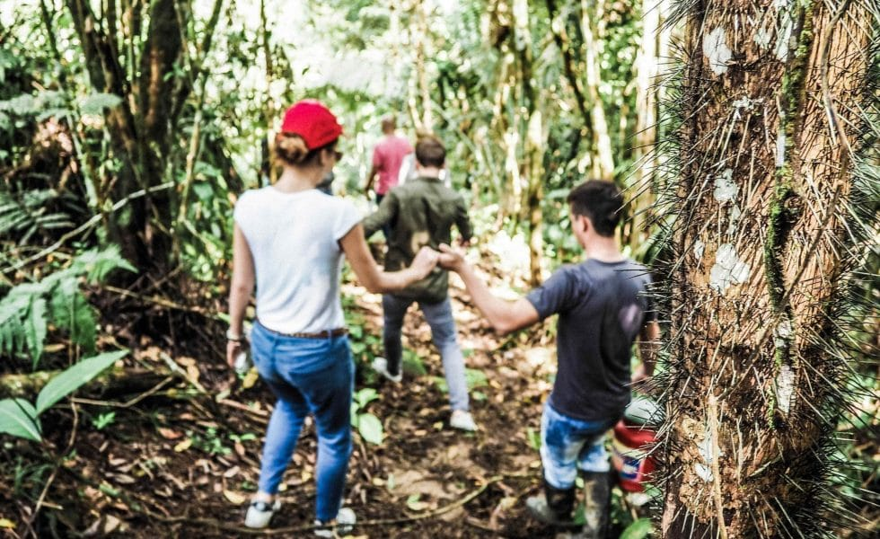 Colombia Adventures | Visiting a Cacao Farm from Medellín