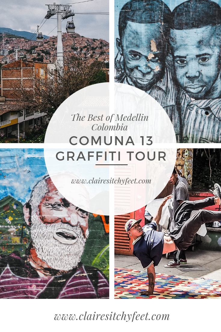 Graffiti Tour Comuna 13 Medellin | Is it really worth doing the tour?