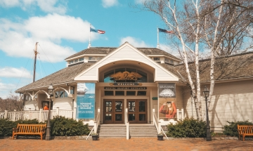 Mystic Seaport Museum |The Museum of America and the Sea |Things to do in Mystic