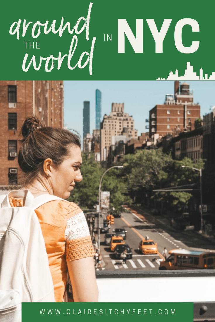 Around the World in NYC