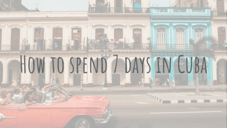 Exploring Cuba | Traveling to Cuba | 7 days in Cuba