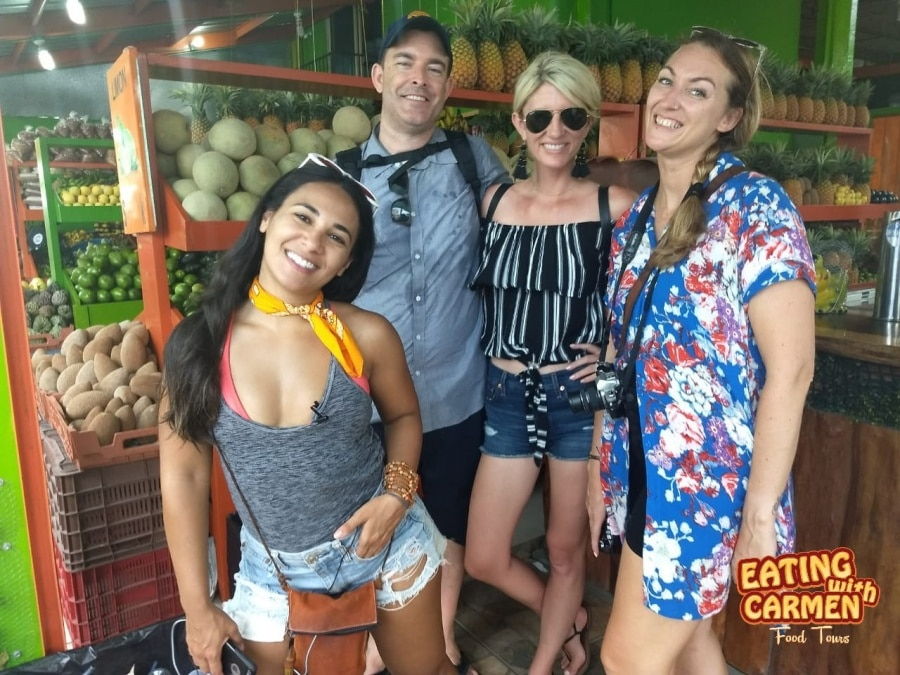 Adventures in Mexico | Eating With Carmen | Food Tour in Playa Del Carmen Review