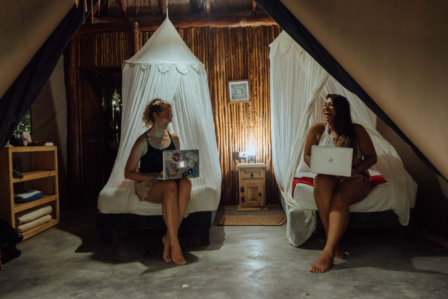 Adventures in Mexico | Akumal Glamping | Glamping in the Riviera Maya