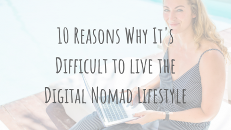 Claire's Itchy Feet   Making Money   10 Reasons Why It's Difficult to live the Digital Nomad Lifestyle
