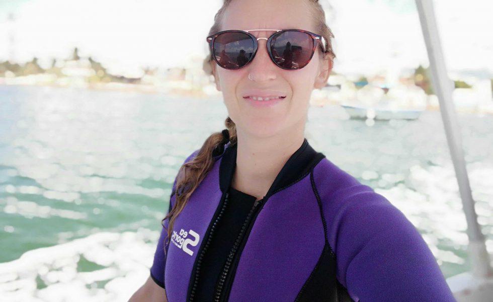 Adventures in Mexico | Scuba Diving in Puerto Morelos