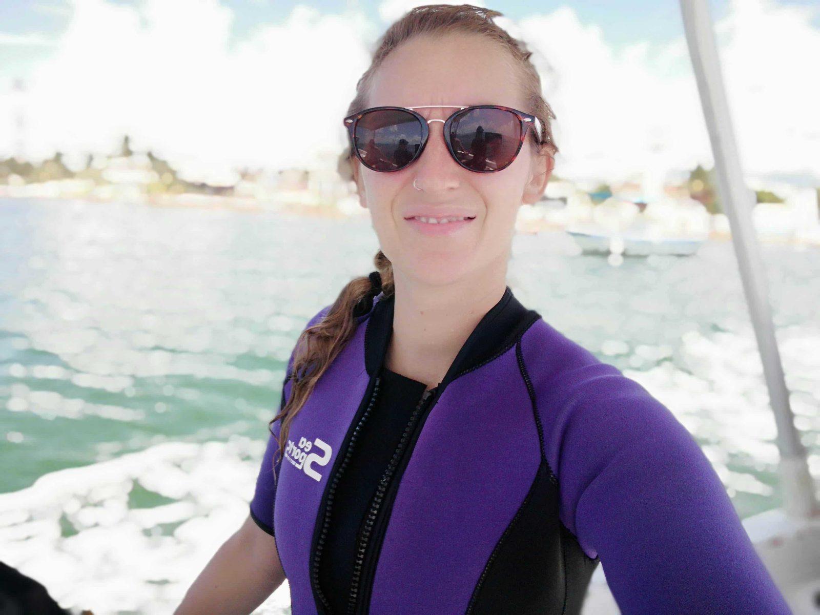 Scuba Diving in Puerto Morelos