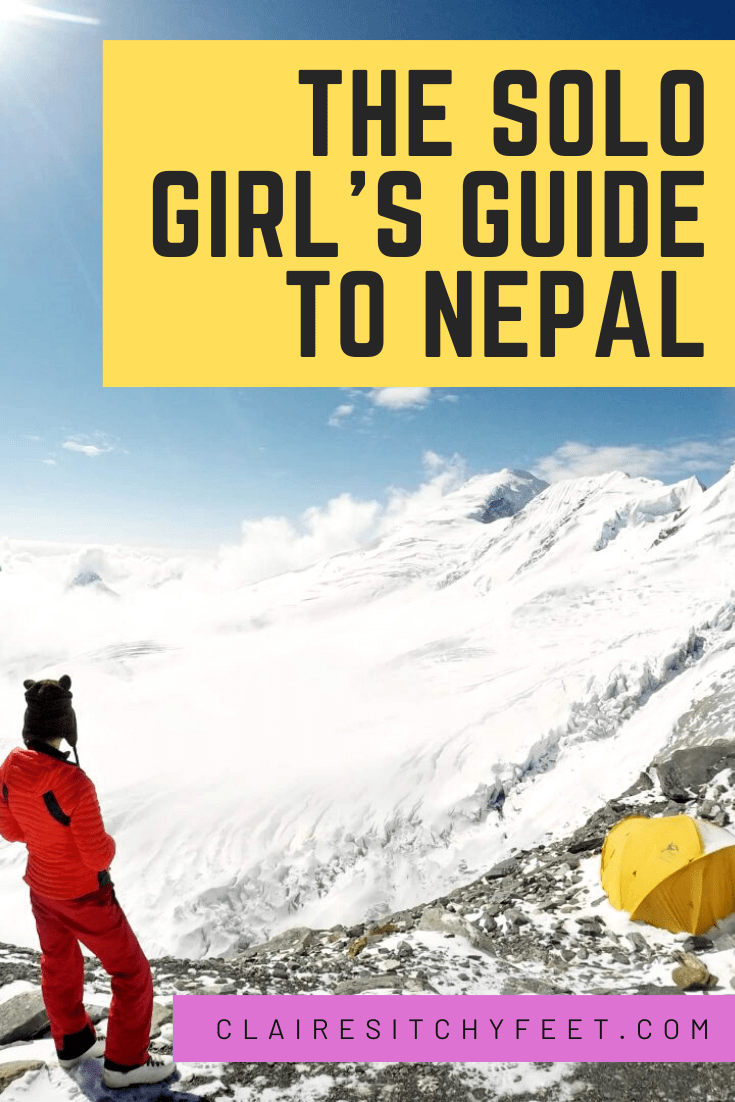 Copy of The Solo Girl's Guide to Nepal _ Things To Do Alone in Nepal