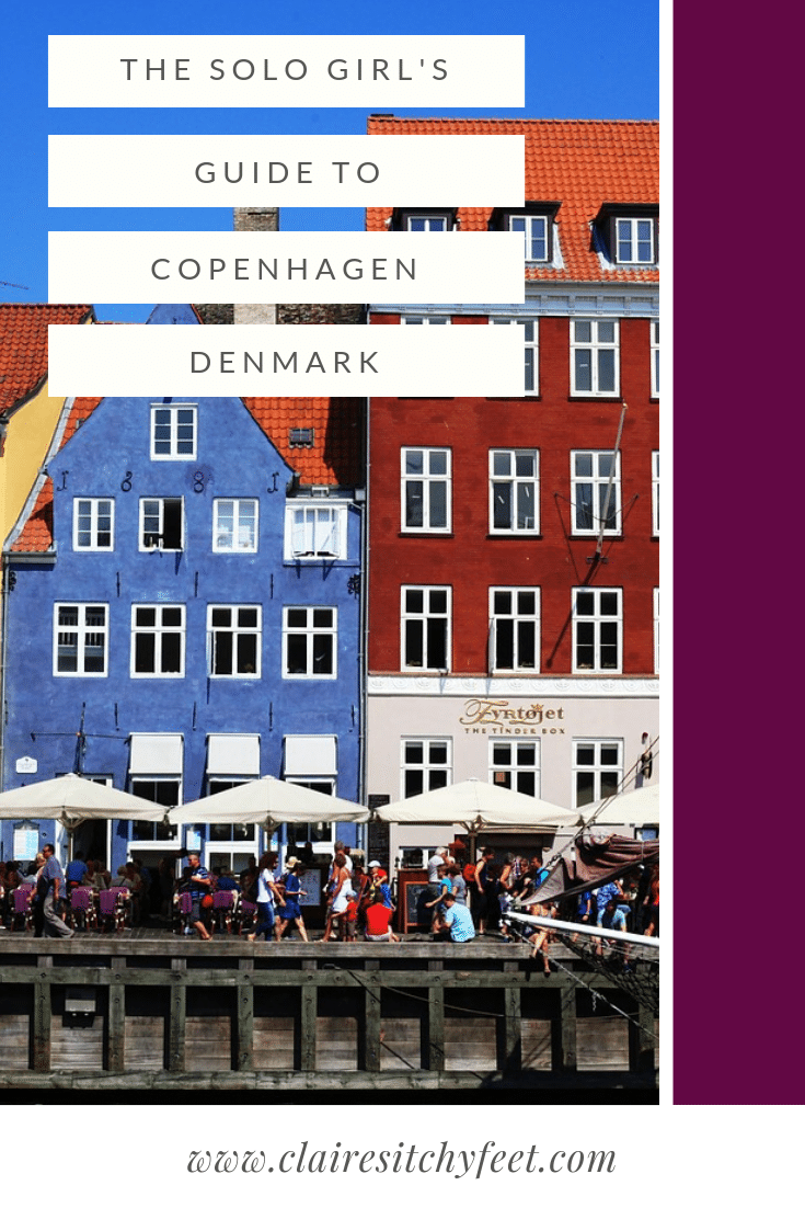 The Solo Girl's Guide to Copenhagen