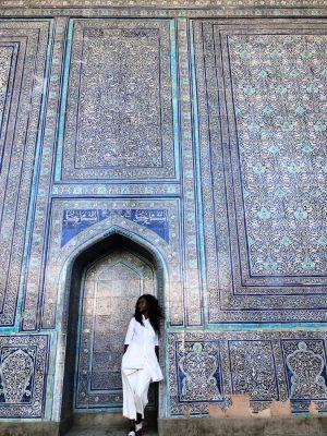 The Solo Girl's Guide to Uzbekistan