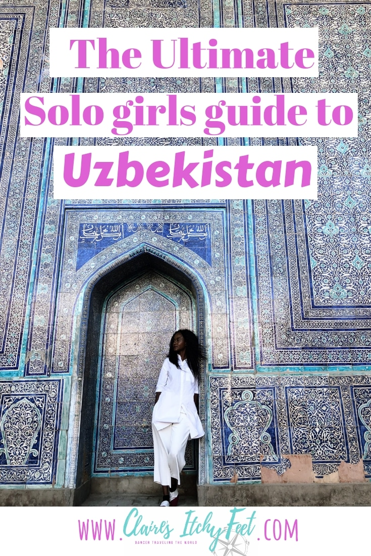 Solo Girls Guide to Uzbekistan