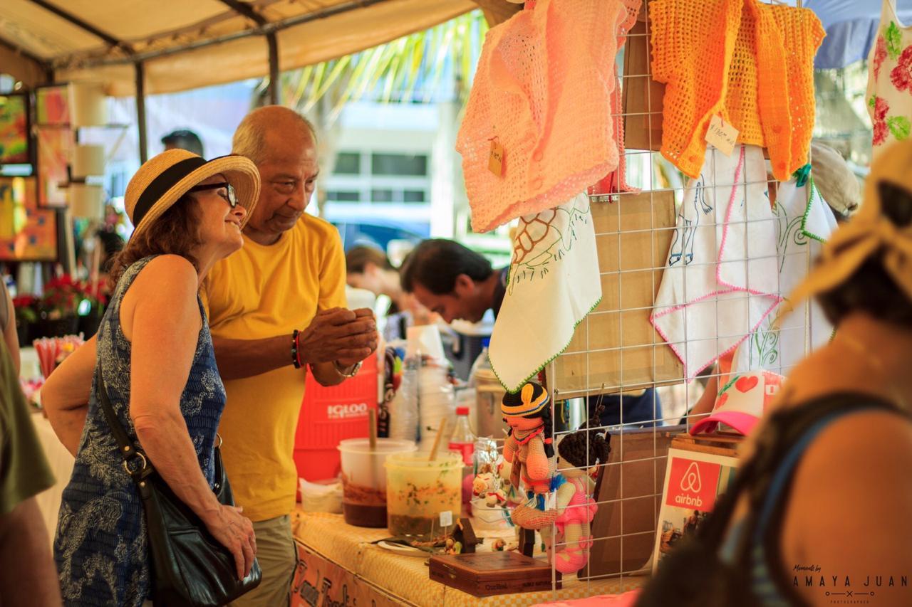 puerto morelos market