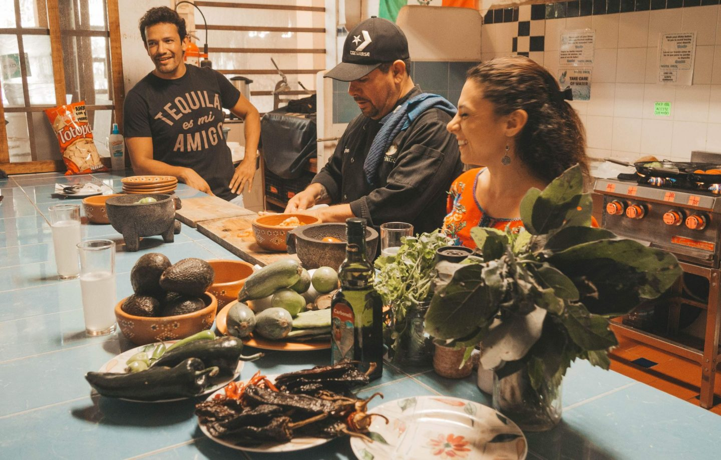 Mexican Adventures   Doing a cooking class in Tulum