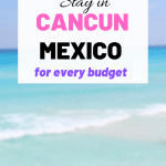 Are you planning a vacation in Cancun? Not sure where to stay in Cancun Mexico? In this guide I review and make recomendation of the best places to stay in Cancun for every budget. Hotels in Central Cancun | Hotels in the Cancun hotel zone | Budget hotels in Cancun | Luxuary Hotels in Cancun #travelguide #traveltips #WhereToStay #HotelReview
