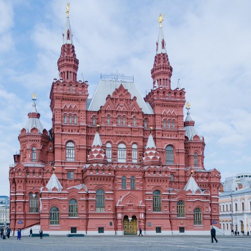 The Solo Girls Guide to Moscow | Places to visit in Moscow solo