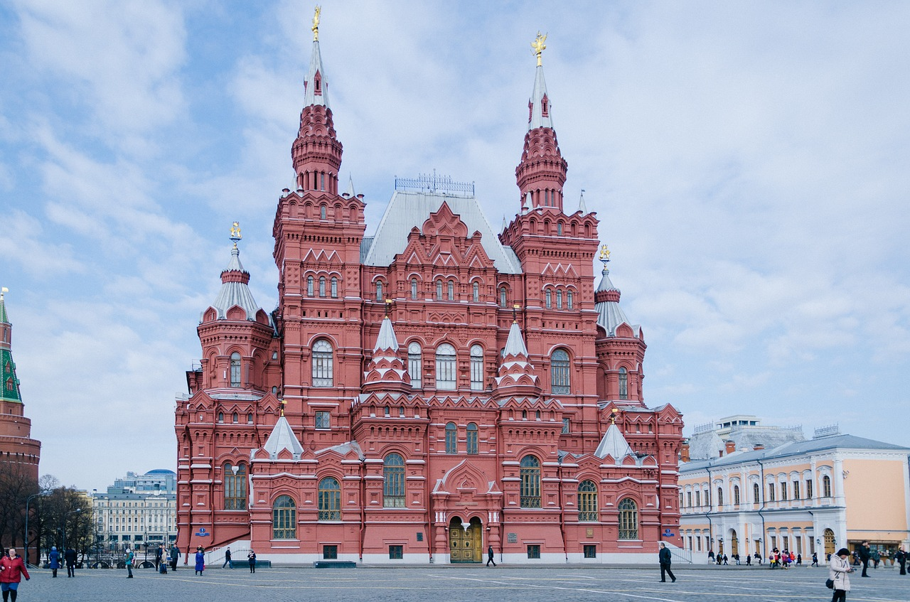 The Solo Girl's Guide to Moscow