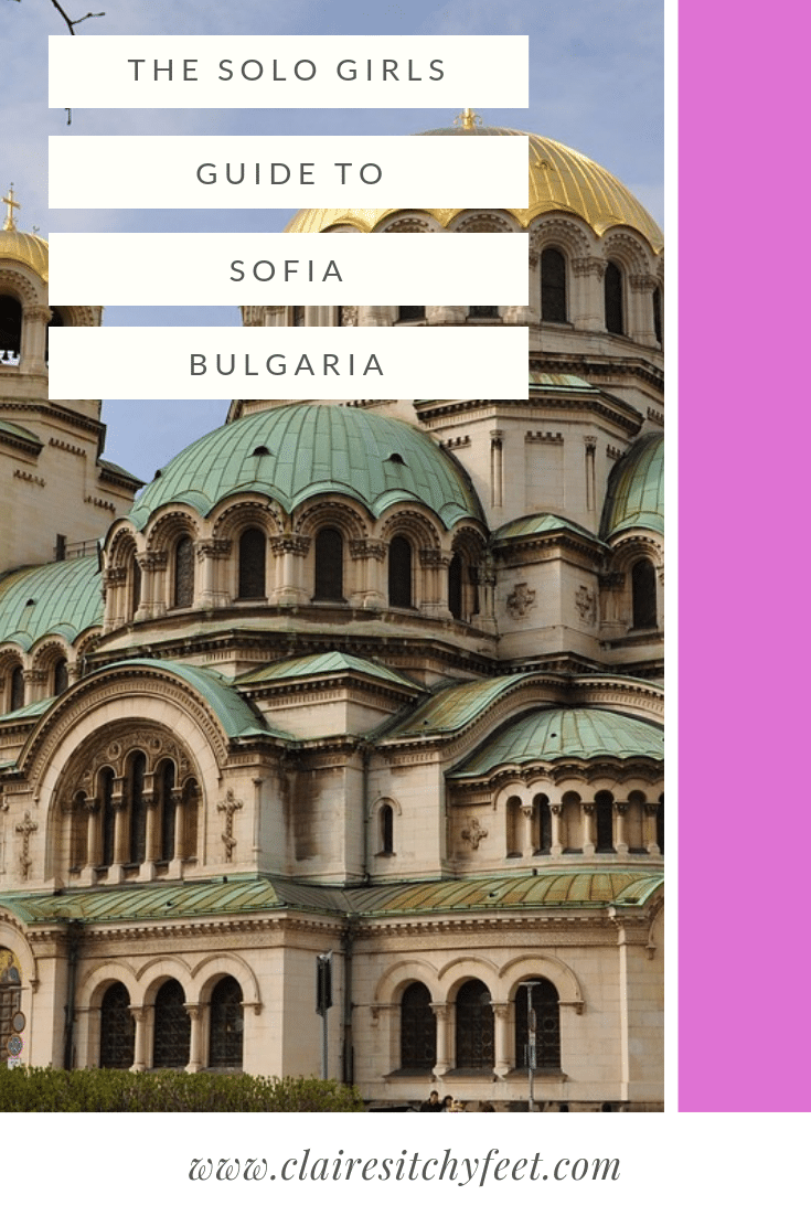 The Solo Girls Guide to Sofia