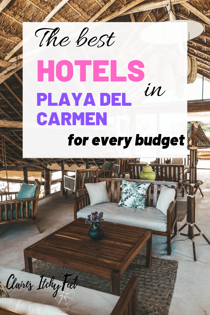 Are you planning a vacation in Playa del Carmen? Not sure where to stay in Playa del Carmen Mexico? In this guide I review and make recommendation of the best places to stay in Playa del Carmen for every budget. Hotels in Central Playa del Carmen | Hotels in the Playa del Carmen hotel zone | Budget hotels in Playa del Carmen | Luxury Hotels in Playa del Carmen #travelguide #traveltips #WhereToStay #HotelReview