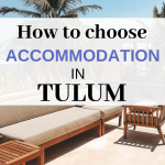 Are you planning a vacation in Tulum? Not sure where to stay in Tulum Mexico? In this guide I review and make recommendation of the best places to stay in Tulum for every budget. Hotels in Central Tulum | Hotels on the beach in Tulum | Budget hotels in Tulum | Luxury Hotels in Tulum #travelguide #traveltips #WhereToStay #HotelReview