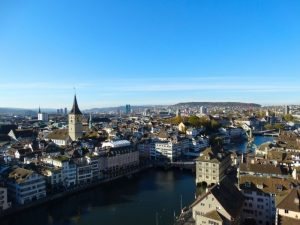 The Solo Girl's Guide to Zurich