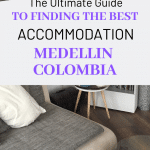 Are you planning a vacation in Medellin? Not sure where to stay in Medellin Colombia? In this guide I review and make recomendation of the best places to stay in Medellin for every budget. Hotels in El Poblado | Hotels in the Laureles | Budget hotels in Medellin | Luxuary Hotels in Medellin #travelguide #traveltips #WhereToStay #HotelReview #colombia