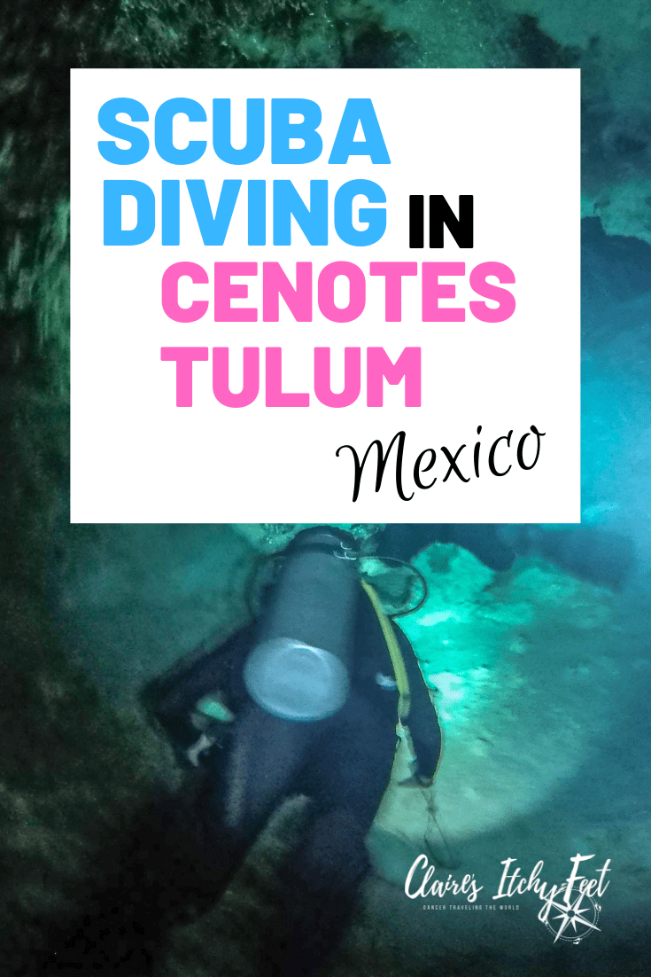 Tulum Cenote Diving