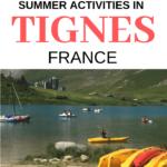 Summer in Tignes