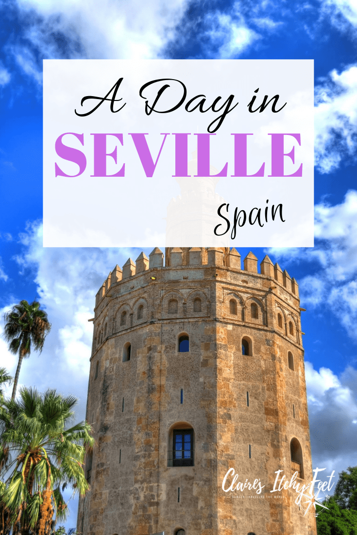 how to spend the day in seville