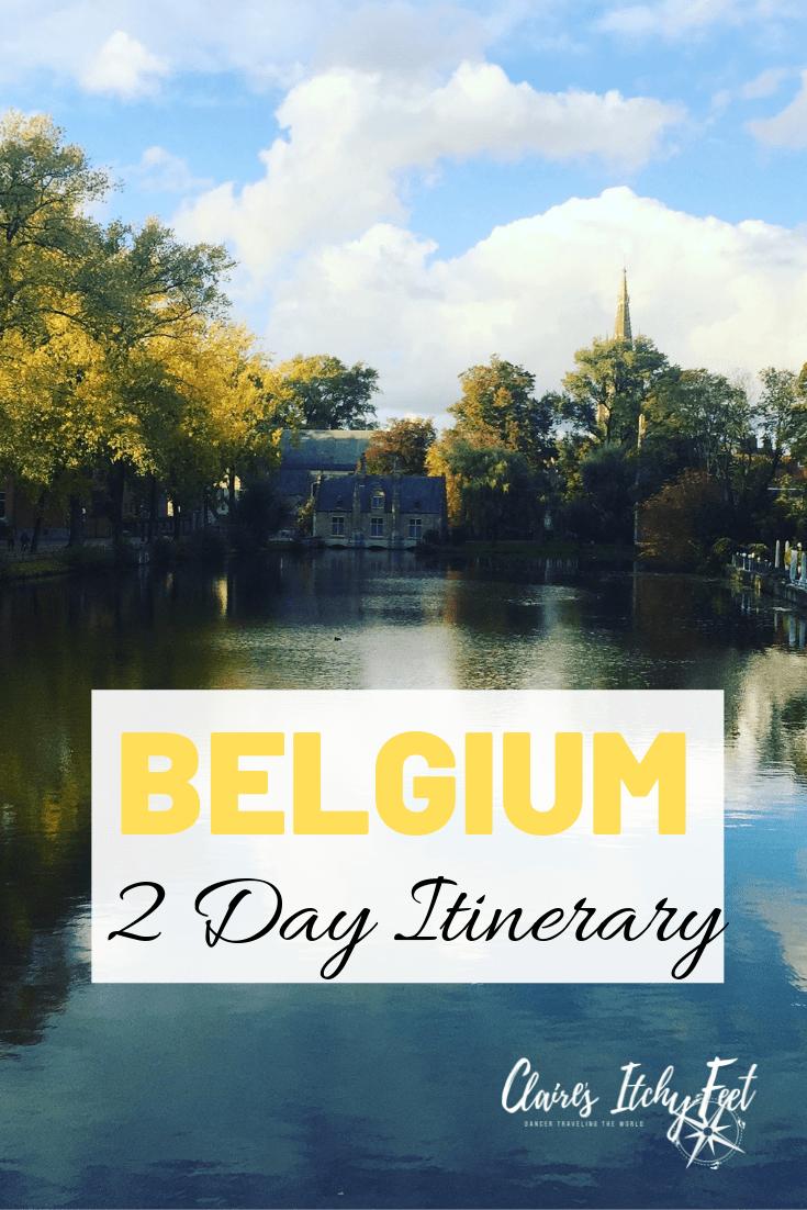 2 days in Belgium