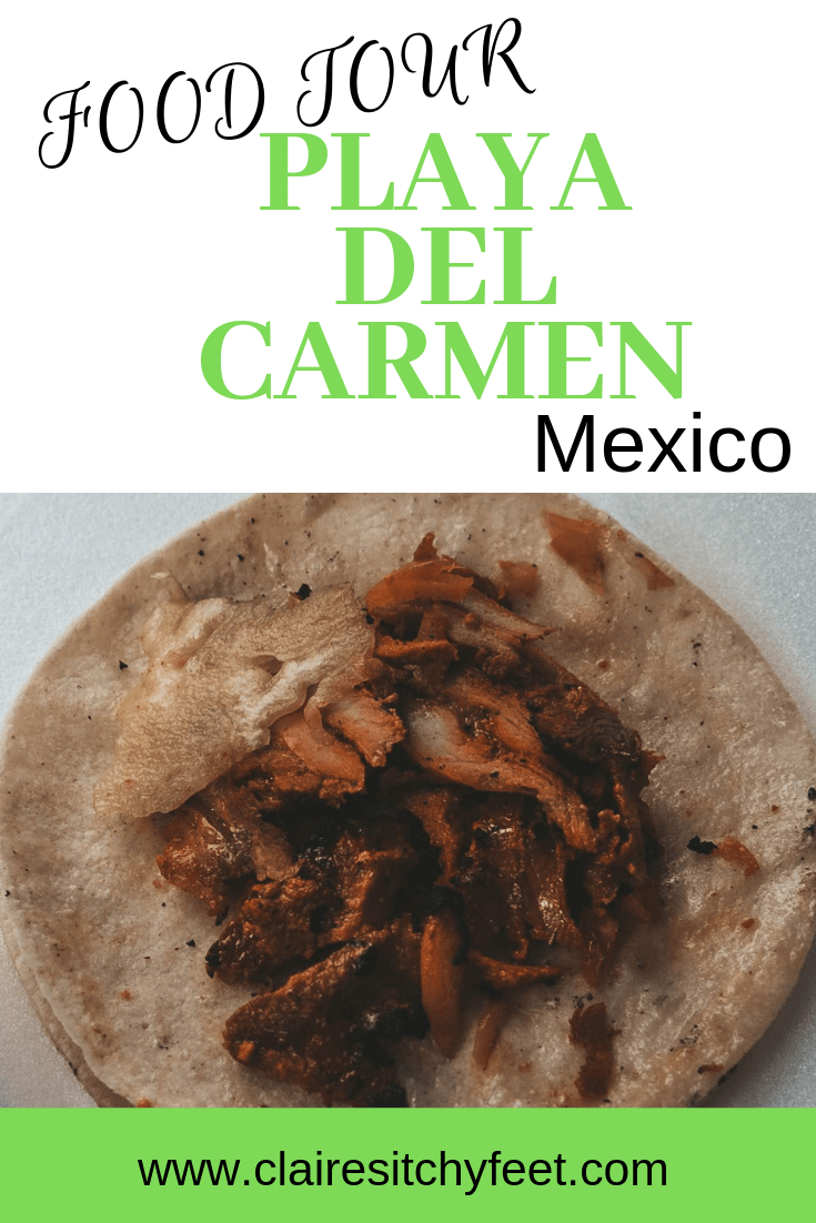 Food Tour in Playa Del Carmen