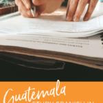 Study Spanish in Guatemala