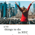 Things to do in New York City at the weekend