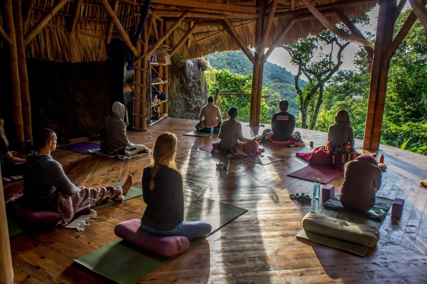 Yoga Retreat Guatemala