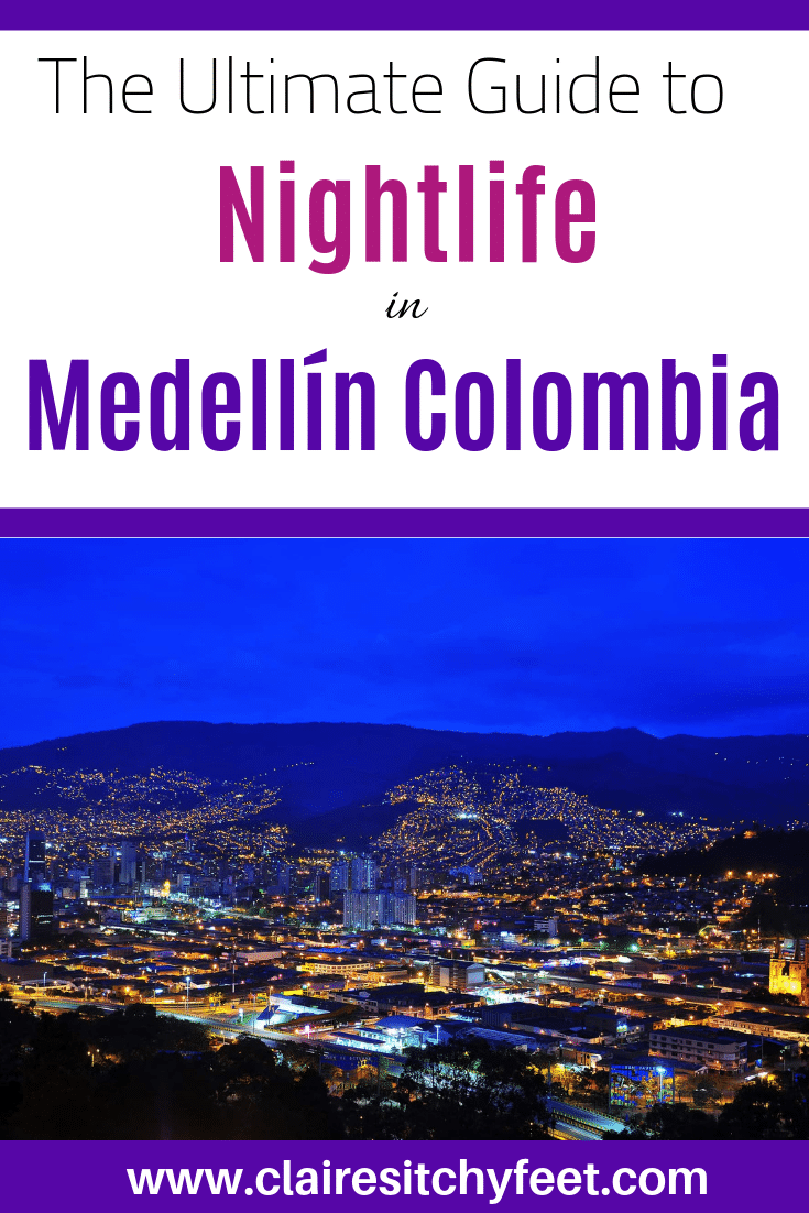 Medellin nightlife