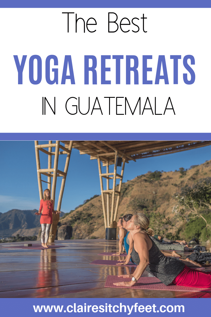 The Best Yoga Retreat Guatemala