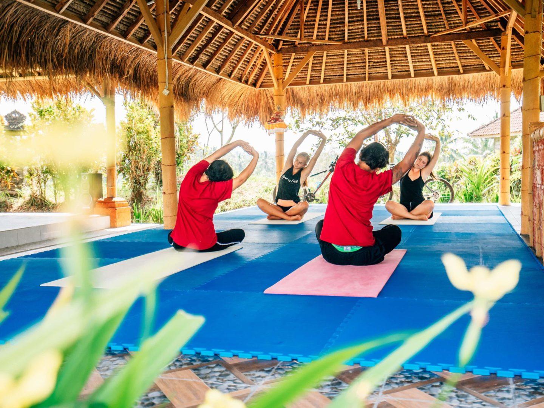 Bali yoga retreat ubud