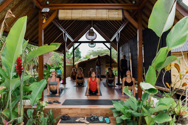 Yoga Union YTT Bali