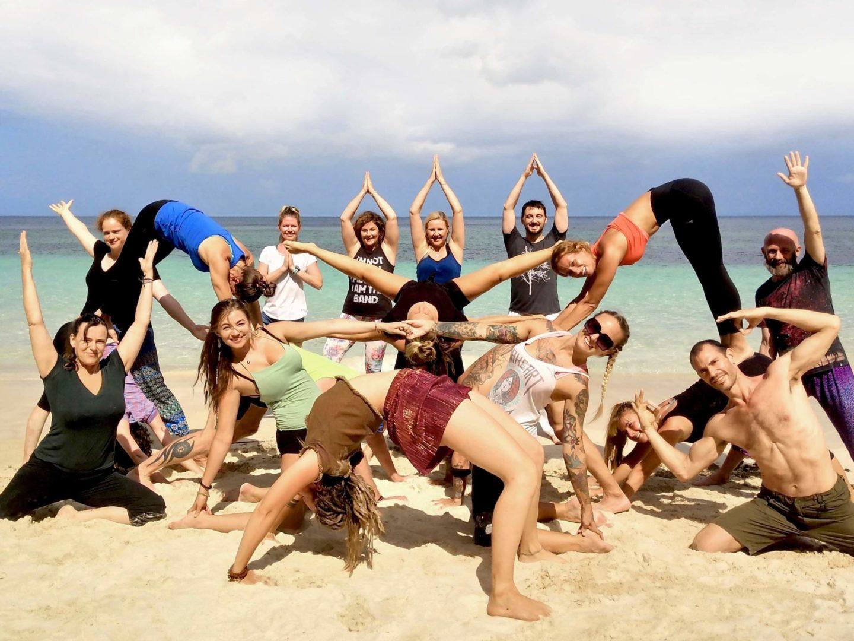 Ulu Yoga teacher training Ubud