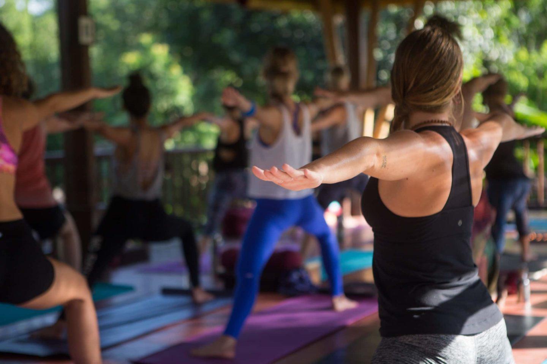 Akasha Yoga Academy Bali