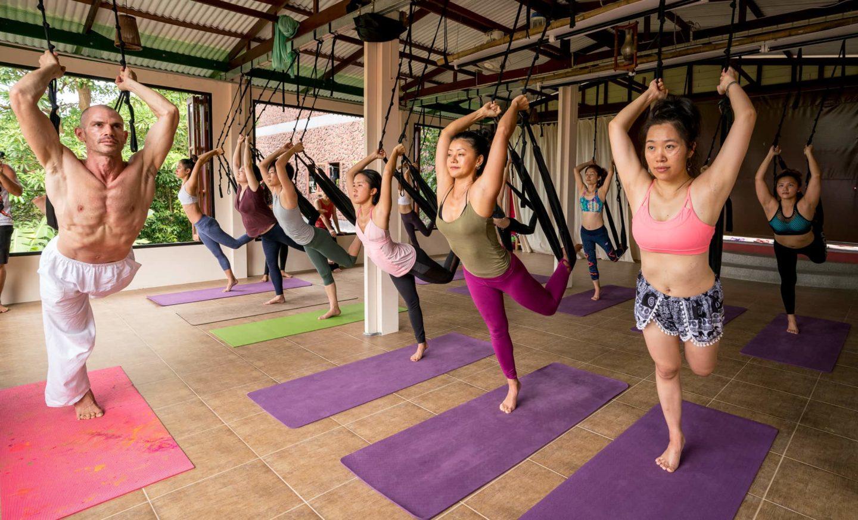 Ulu Yoga - Areal Yoga Teacher Training in Bali
