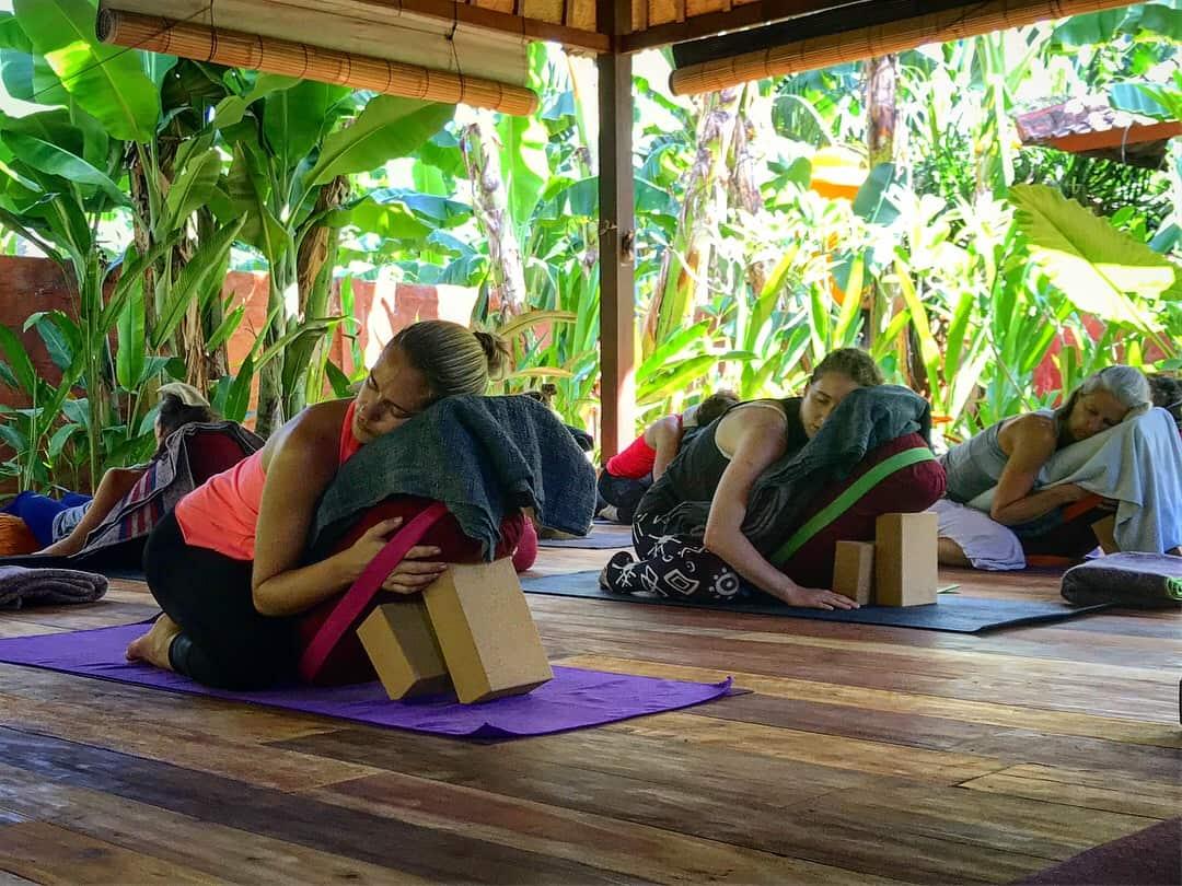 Yoga Bliss Yoga School Bali