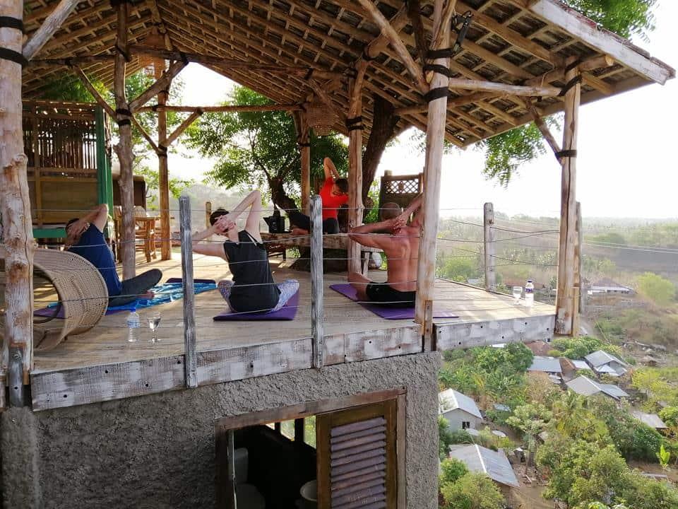 Budget Yoga Retreat Bali