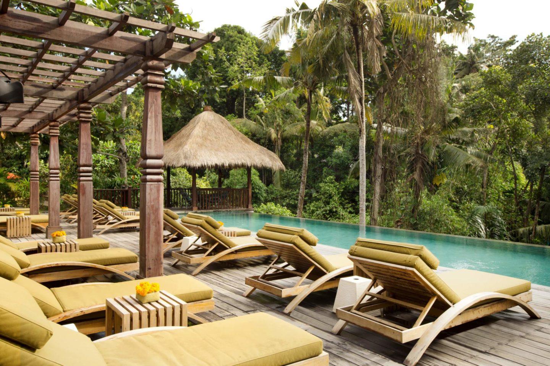 Luxury yoga spar retreat Bali