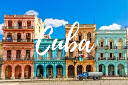 Cuba Travel Guides Cover