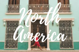 North America Travel guides