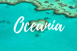 Oceana travel guides