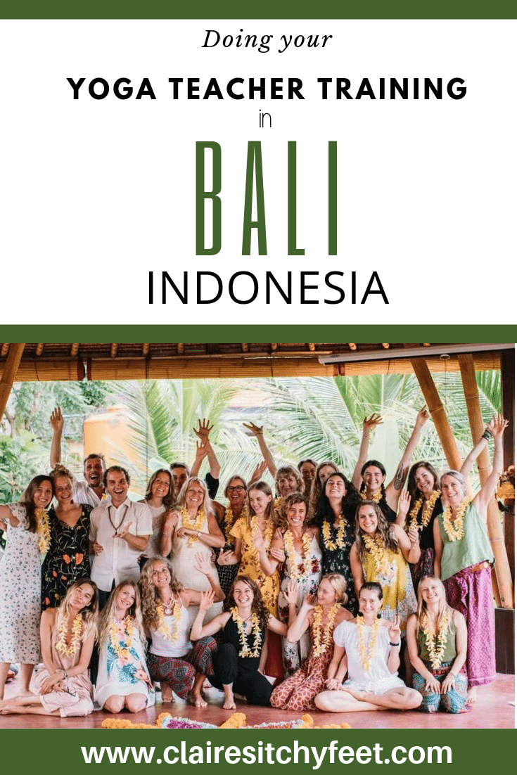 yoga training Bali