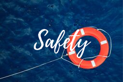 Solo travel safety cover